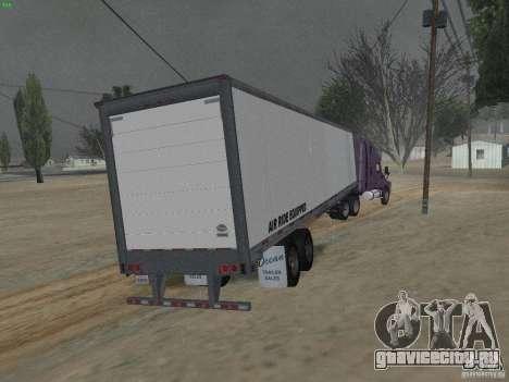 Полуприцеп к Freightliner Cascadia для GTA San Andreas