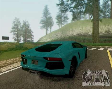 ENB v1.1 для Средних и Мощных ПК для GTA San Andreas четвёртый скриншот