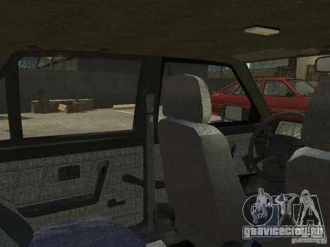FSO Polonez Atu для GTA 4 вид сверху