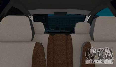 ВАЗ 2112 Купе для GTA San Andreas вид сзади слева