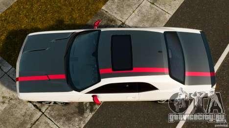 Dodge Challenger SRT8 392 2012 ACR [EPM] для GTA 4 вид справа