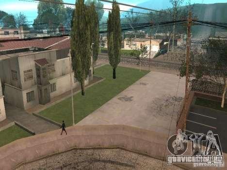 Parking Save Garages для GTA San Andreas четвёртый скриншот