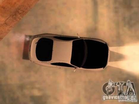 Toyota Supra GTS для GTA San Andreas вид справа