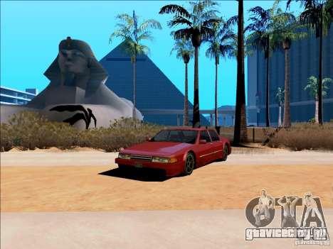 ENBSeries v1.1 для GTA San Andreas седьмой скриншот
