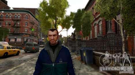 Simple ENB для GTA 4 второй скриншот