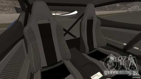 Alfa Romeo 8C Competizione Body Kit 1 для GTA 4 вид сбоку