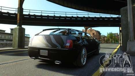 PMP600 Sport Wagon для GTA 4 вид сзади слева