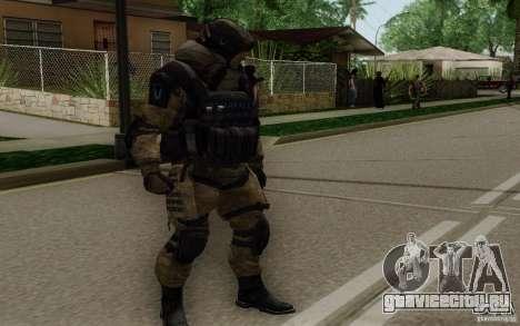 Медик из Warface для GTA San Andreas второй скриншот