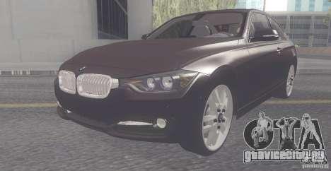 BMW 335i Coupe 2013 для GTA San Andreas
