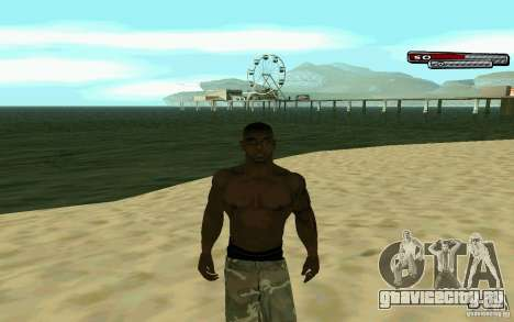 James Woods HD Skin для GTA San Andreas
