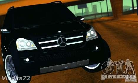 Mercedes-Benz GL500 V.2 для GTA San Andreas вид справа