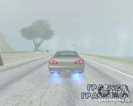 Отключение размытия при использовании нитро для GTA San Andreas второй скриншот