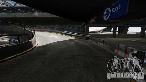 Дрифт-трек у аэропорта для GTA 4 четвёртый скриншот