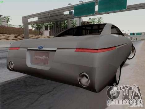 Ford Fortynine для GTA San Andreas вид слева