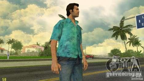 Tommy HQ Model для GTA Vice City третий скриншот