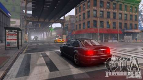 Simple ENB для GTA 4 седьмой скриншот