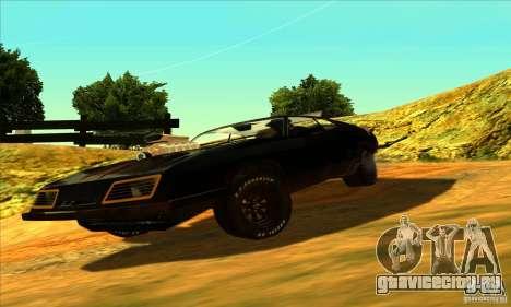 Ford Falcon 351 GT (XB) для GTA San Andreas