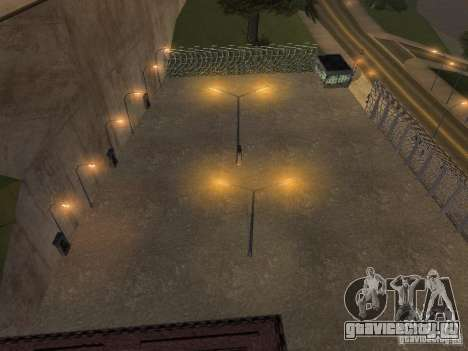 Автобусный парк версия V1.2 для GTA San Andreas четвёртый скриншот