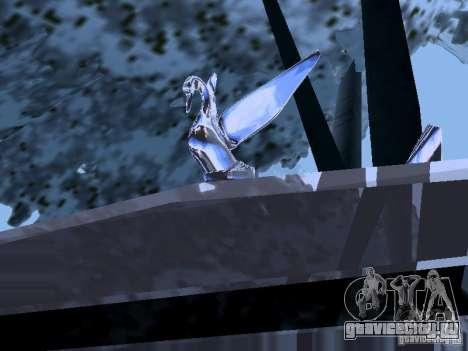 RTS 420 Шаталка для GTA San Andreas вид сбоку