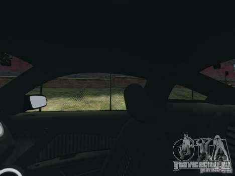 Ford Mustang GT 2013 для GTA 4 вид сбоку