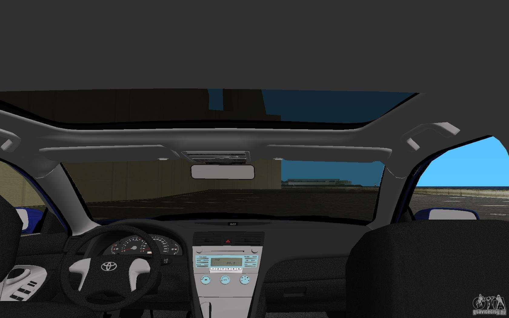 toyota camry для city car driving