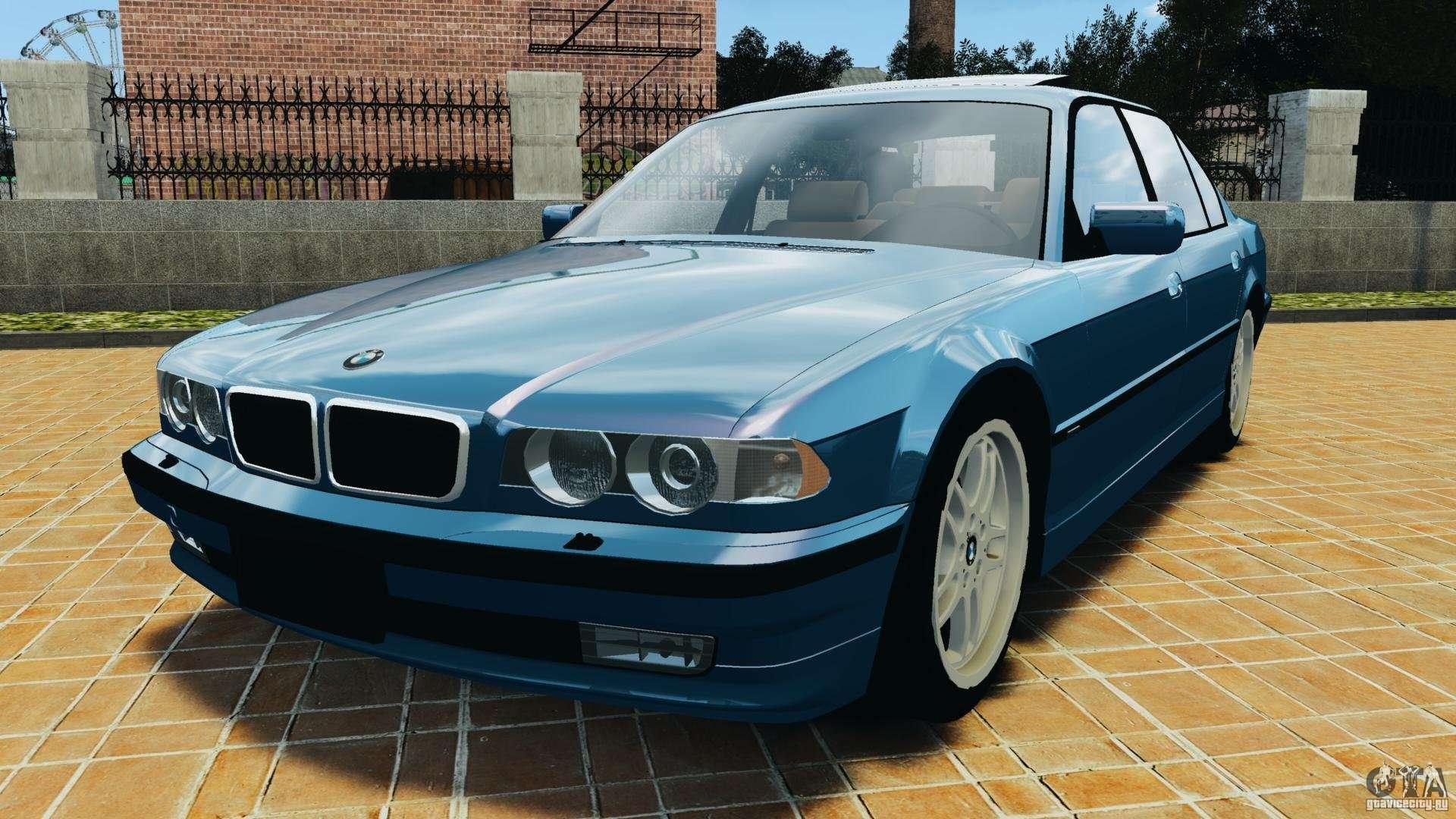 Bmw 750il e38 1998