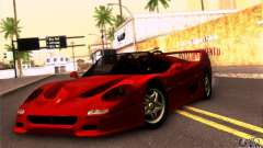 Ferrari F50 Spider для GTA San Andreas