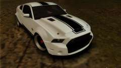 Ford Shelby GT500 SuperSnake NFS The Run Edition