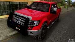 Ford F-150 4x4 для GTA San Andreas