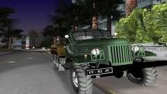 ЗиЛ - 157 для GTA Vice City