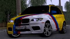 BMW X5 Smotra - автомобиль Эрика Давидовича для GTA San Andreas