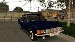 ГАЗ 3102 чёрный для GTA San Andreas