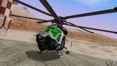 Сrysis 2 AH-50 C.E.L.L. Helicopter