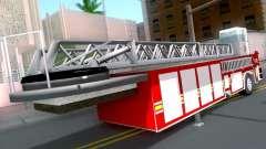 Прицеп для Seagrave Tiller Truck