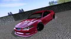 Ford Mustang SVT Cobra 2003 Black wheels