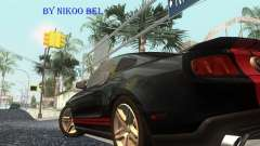 Star ENBSeries by Nikoo Bel для GTA San Andreas