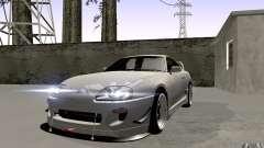 Toyota Supra D1 1998 для GTA San Andreas