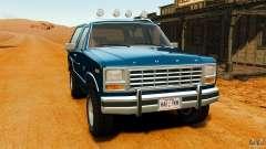 Ford Bronco 1980 для GTA 4