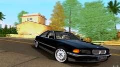 BMW 730i E38 FBI для GTA San Andreas