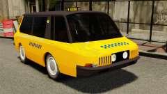 Советское такси 1966