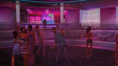 Dance mod для gta vice city