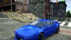 BMW M1 Replica для GTA 4