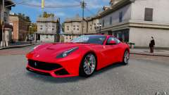 Ferrari F12 Berlinetta 2013 [EPM] для GTA 4