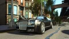 PMP600 Sport Wagon для GTA 4