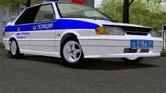 ВАЗ 2115 Полиция