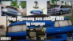 Ford Mustang SVT Cobra 1993