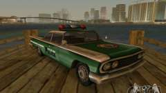 Voodoo Police для GTA Vice City