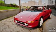 Toyota MR2 GT [EPM] для GTA 4