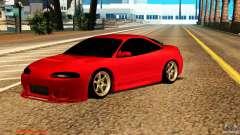 Mitsubishi Eclipse 1998 для GTA San Andreas