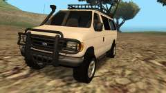 Ford E-150 OffRoad для GTA San Andreas